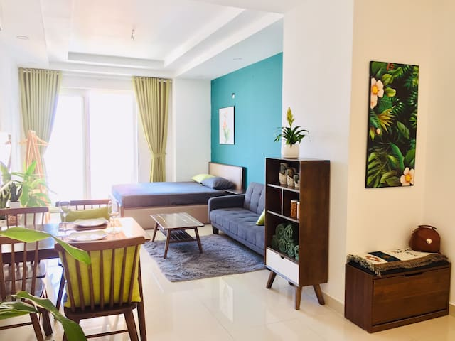 A6 Apartment Melody Vung Tau Close to Back Beach