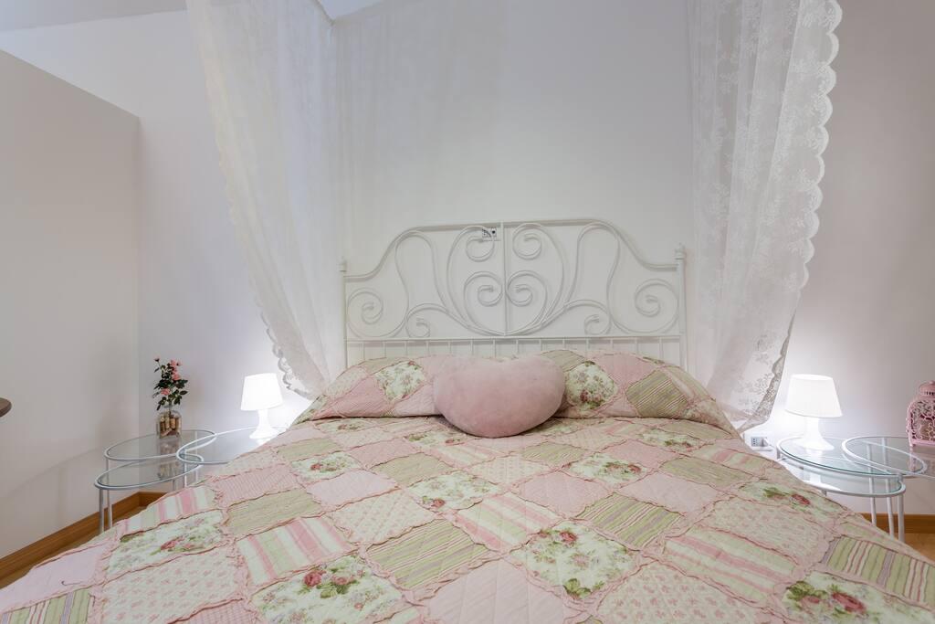 Camera Romantic Rifugio del Ciliegio