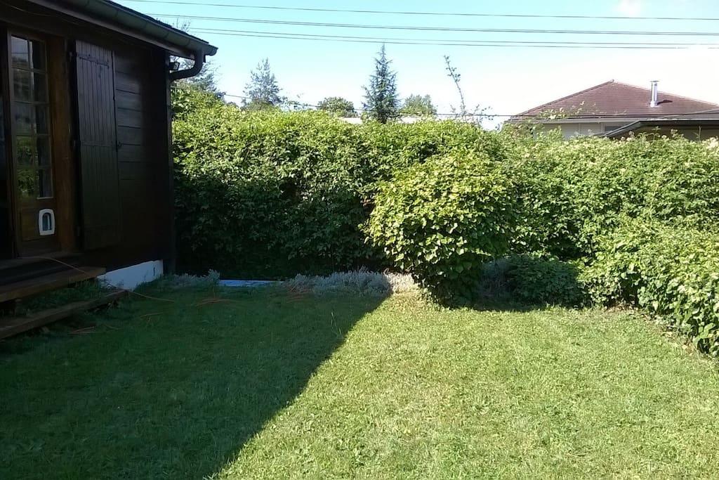 Garden / Jardin haut