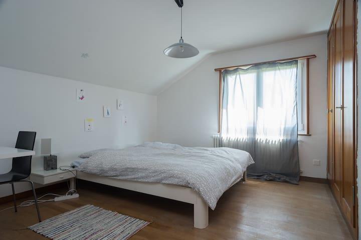 Casa Kunz-Reyes room 3 - Zúrich - Bed & Breakfast