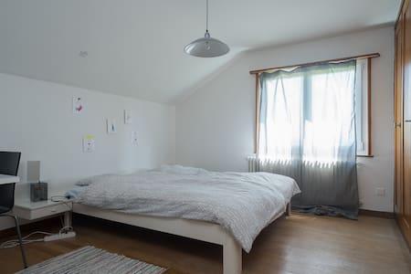 Casa Kunz-Reyes room 3 - Zürich - Bed & Breakfast
