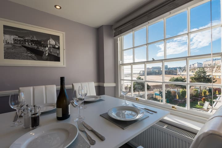 The best view in Broadstairs to entertain and enjoy