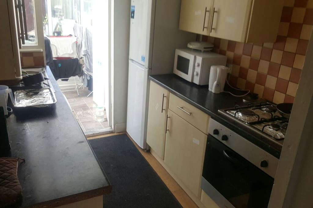 Kitchen, include all appliances.
