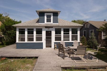 Wonderful Fair Harbor Fire Island House!!! - Bay Shore - Dom