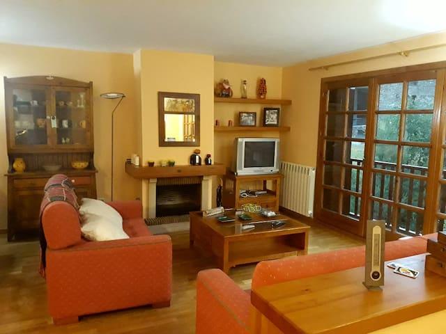Apartamento canillo