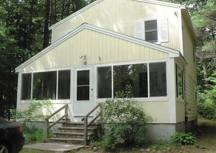 Lake Access 3-Bedroom Home in Beautiful Balmoral! - Moultonborough - Rumah