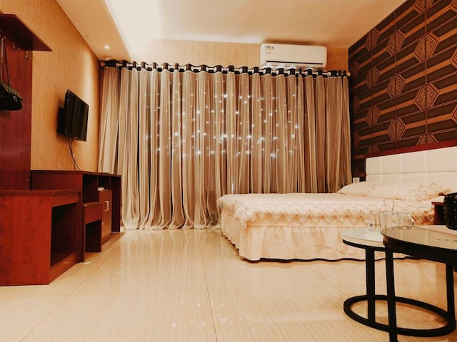 蓝鸦公寓:低调而奢华,简洁而不简单