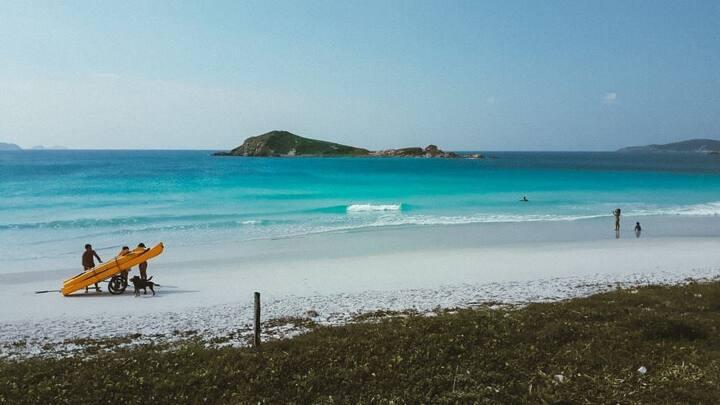 Casa em Arraial do Cabo. Somente a 200m da Praia!!