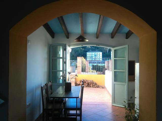 Casa de Los Pozos, tradicional y acogedora