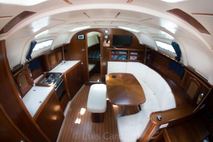 Veleiro com 3 cabines duplas - Vila Nova de Gaia - Barca