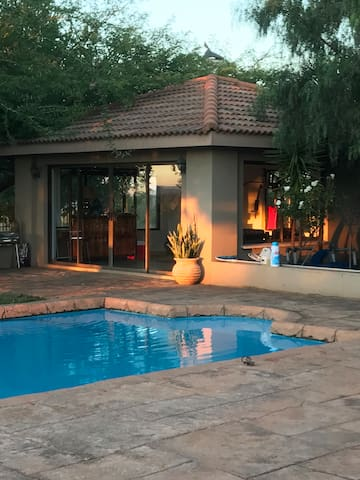 Golden valley Tuscan farm - Magaliesburg