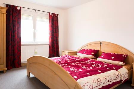 Ferienwohnung in ruhiger Wohngegend - Weitramsdorf