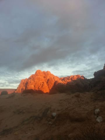 Amazing place in little petra - Wadi Musa