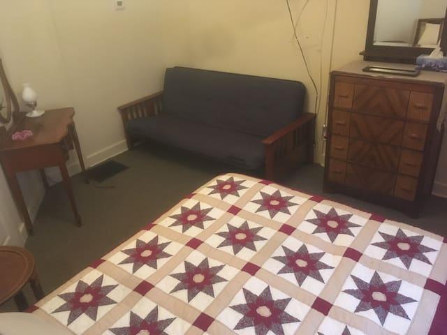 Milton Morgan Room