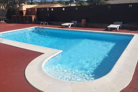 VILLA PEPI LLORET COSTA BRAVA, BIG POOL, WiFi - Dom
