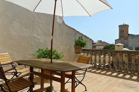 Cosy townhouse in the center of the old town. - Pollença