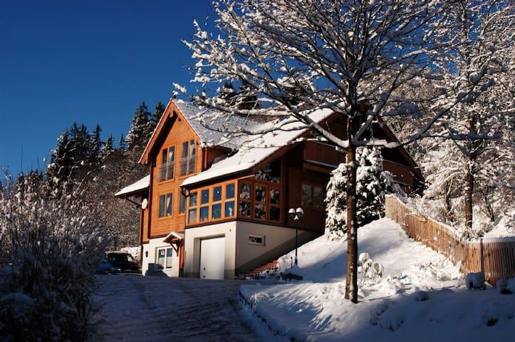 4-Sterne Ferienwohnung am Wald - Altenau