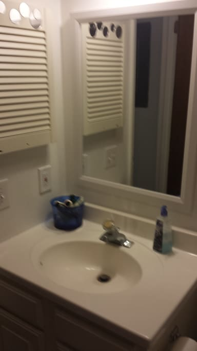 Hall Vanity