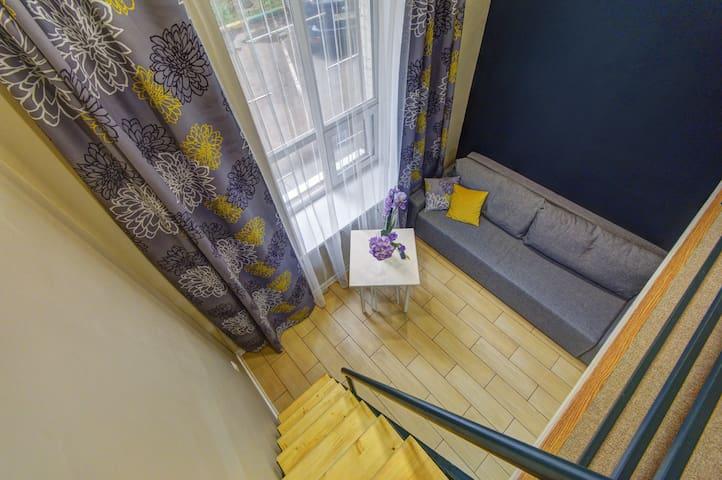 2 Апартамент URoom на Первомайской