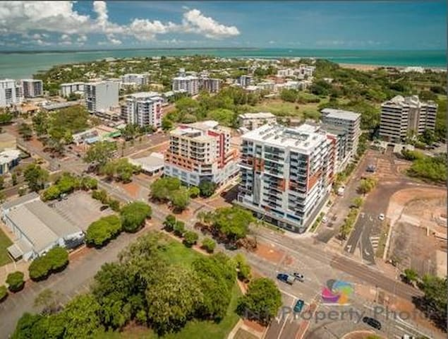 Great Modern Apartment in the City - Darwin City - Apartment