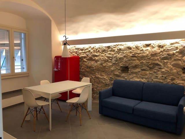 Chiara's coay house