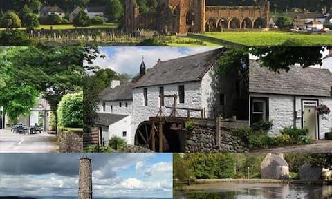 Abbey Green, New Abbey, Dumfries und Galloway
