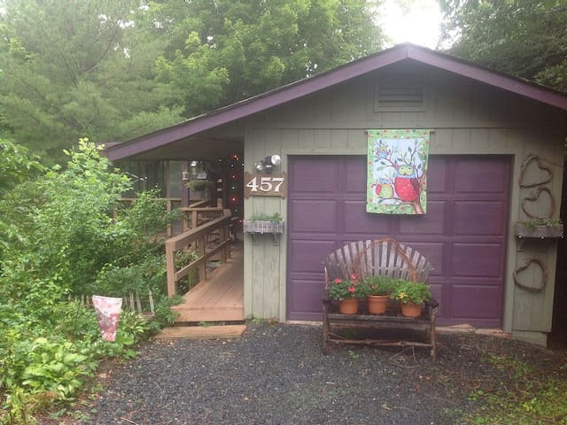 Cozy cottage with a vintage theme - Newland - House