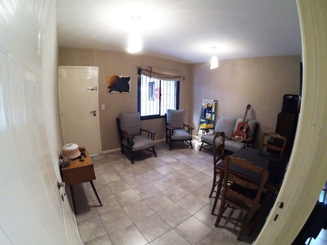 Apartamento a 5 minutos del parque San Martín - Godoy Cruz