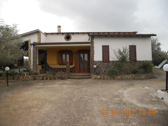 villa cutruneo - Niscemi - Вилла