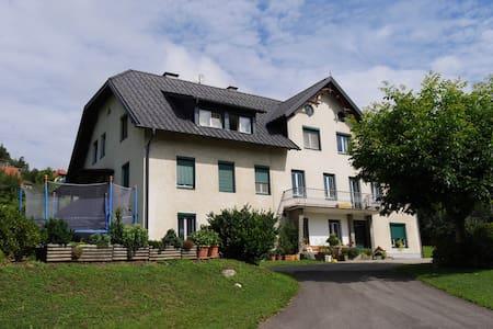 Ferienwohnung am Bauernhof - Pulst - อพาร์ทเมนท์
