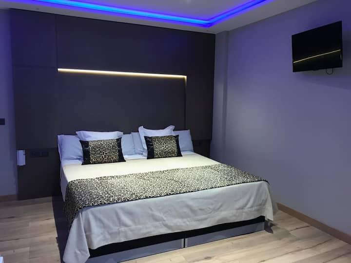Hotel Daos - Habitacion Suite Hidro Masaje