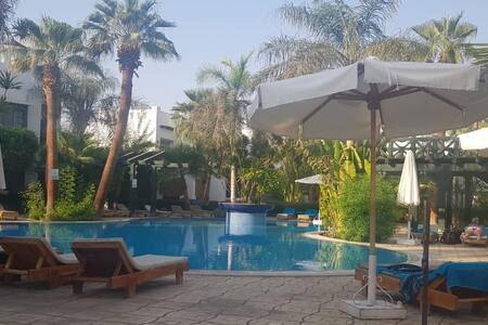 Delta Sharm - stunning apartment near pools