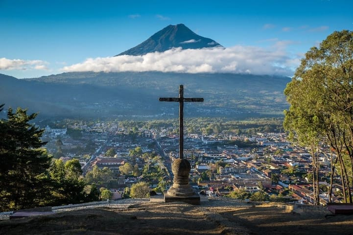 Guidebook for Antigua Guatemala