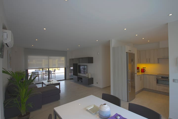 Idaira I new spacious penthouse apartment
