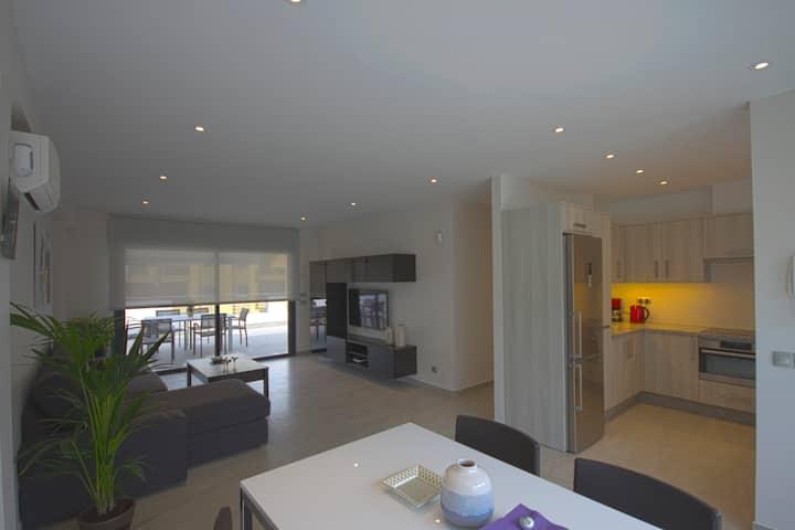 Idaira I new spacious penthouse apartment