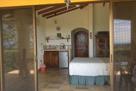 Bedroom#1,UVITA,CR, Ocean View,A/C - Bed & Breakfast