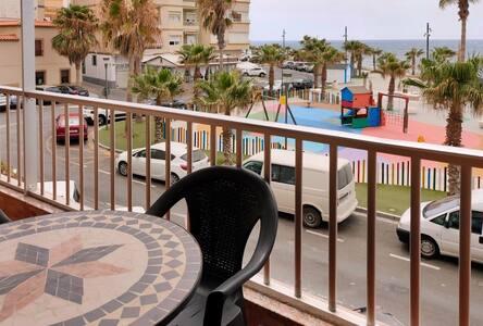 Apartamento con vistas en el Paseo Maritimo