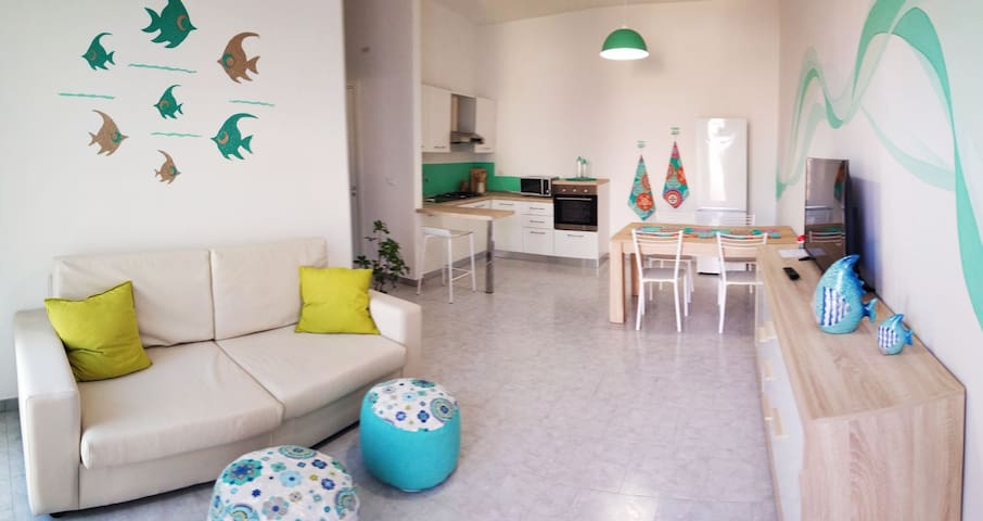 Holiday home in Salve in Salento