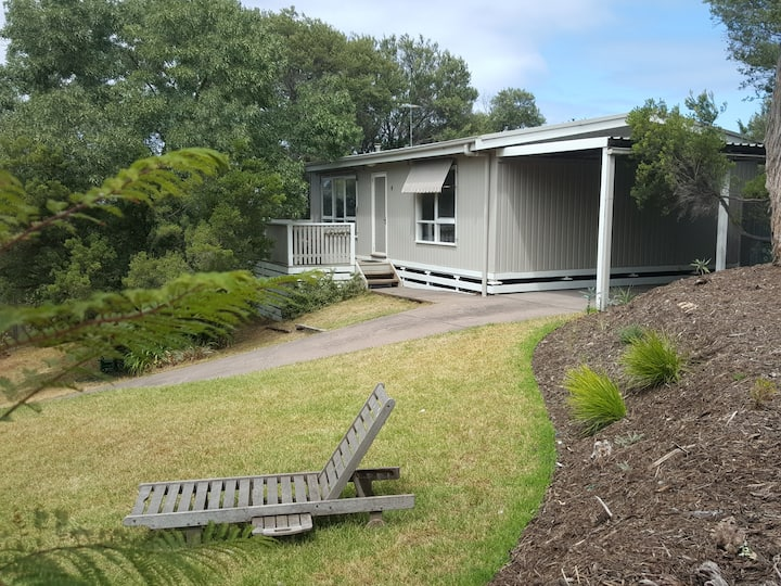 Retro Beach Shack, 2 bed/pet friendly/by the bay