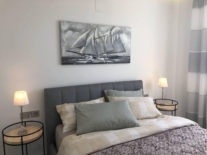 Panaramic view apartment in Playa Paraiso
