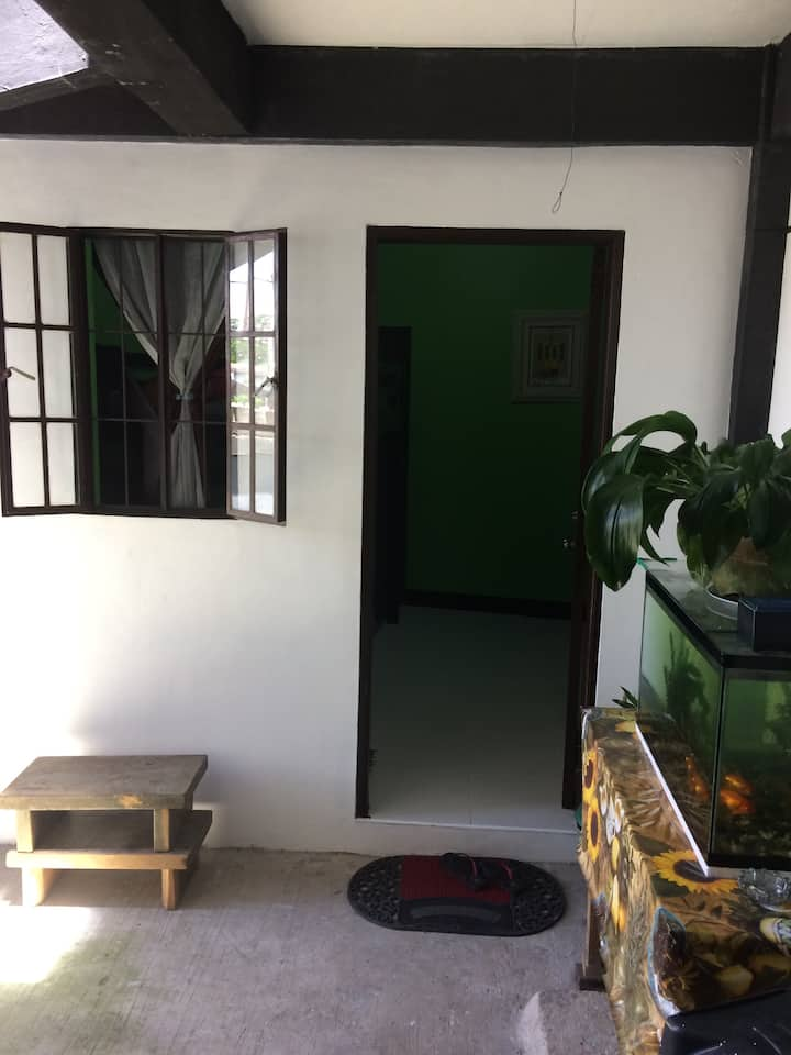 Affordable single room for two/three