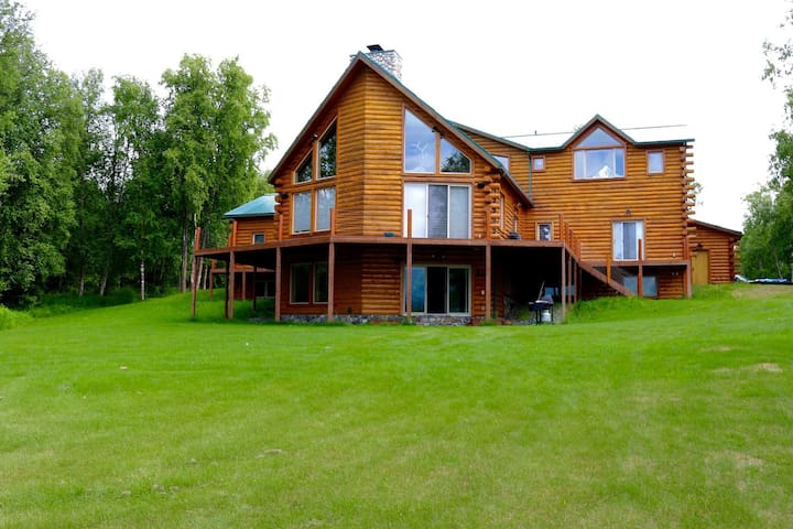 Anderson lake lodge