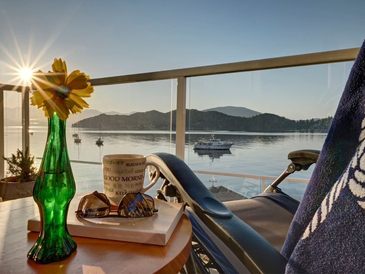 Peaceful, inviting, relaxing... when you want to get away from it all and be inspired by a fresh view on life. No other listing in Gibsons offers all of this at this price-point.