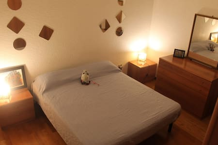 Sweet double room near metro station - Milan