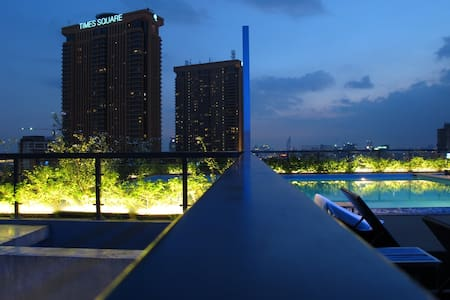 2 Mins to Bukit Bintang & Pavilion - Kuala Lumpur