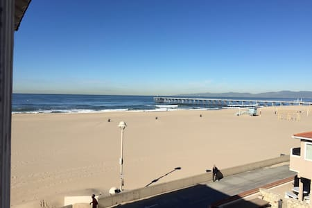 Ocean view studio on the beach - Hermosa Beach