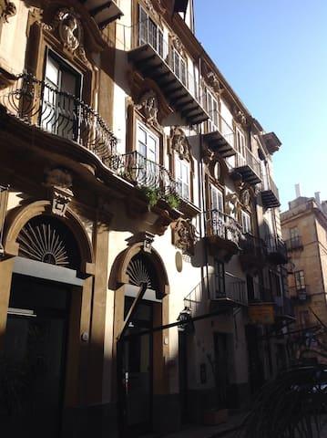 Chiavettieri 13, Centro Storico di Palermo