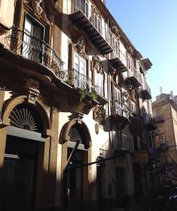 Chiavettieri 13, Centro Storico di Palermo - Palerme - Appartement