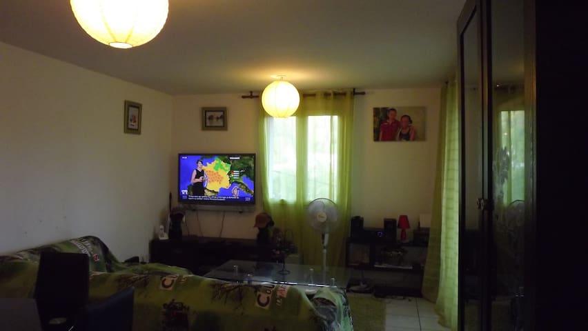 appartements pour  séjour agréable - Ravine des Cabris - Appartement