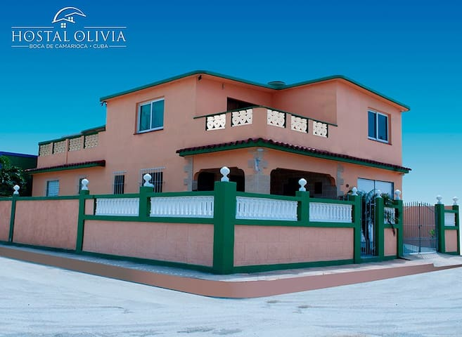 Hostal Olivia. Ideal para descansar -  Varadero